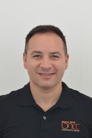 Dr Peter Ganakas